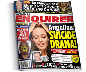 National Enquirer Magazine