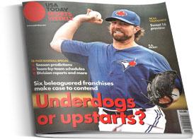 Sports Weekly Magazine