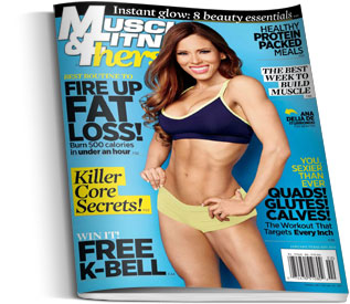 Muscle & Fitness Hers Magazine