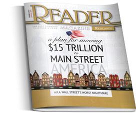 The Reader Magazine