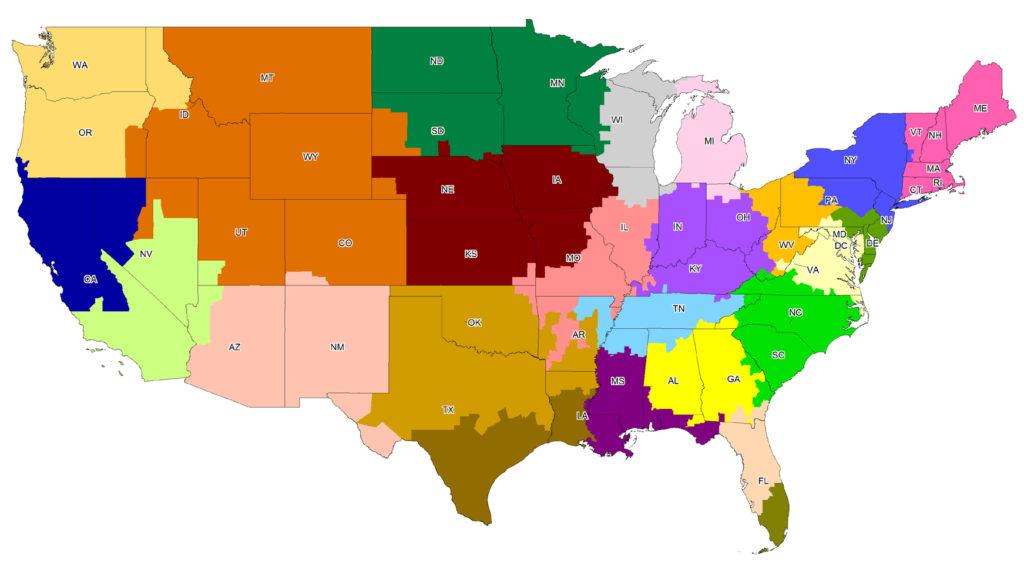 USA Today Print Market Cities