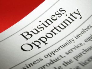 advertise for business opportunities