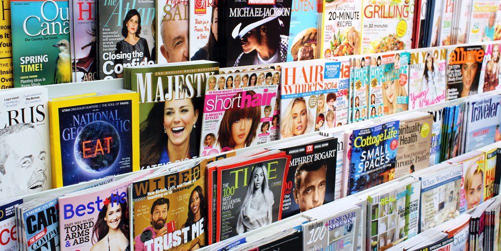 Print Advertising magazine advertising