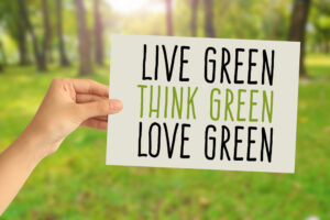 How to Go Green with Advertising